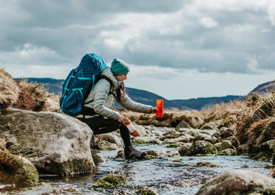 Grayl – Ultralight Water Purifier