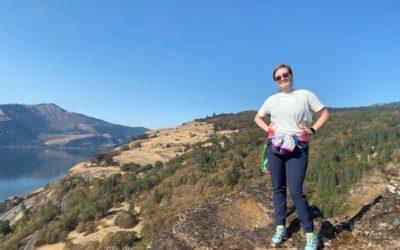 Meet Backcountry Prize Winner Chrissy Bucrek